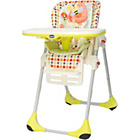 more details on Chicco Polly 2 in 1 High Chair - Sunny.