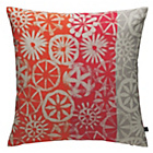 more details on Habitat Masie Multi-Coloured Floral Cushion - 45x45cm.