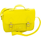 more details on Satchel Lunch Bag - Yellow.