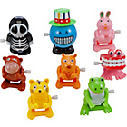 more details on Wind Up Party Filler Toys - Pack of 8.