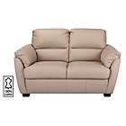 more details on Trieste Regular Leather Sofa - Taupe.