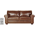 more details on Heart of House Salisbury Large Leather Sofa - Tan.