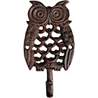 more details on Fallen Fruits Cast Iron Owl Single Hook.