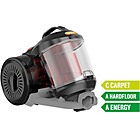 more details on Vax C85-EW-PE Bagless Cylinder Vacuum Cleaner.