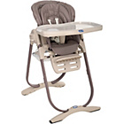 more details on Chicco Polly Magic Highchair - Cocoa.