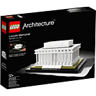 more details on LEGO® Architecture Lincoln Memorial - 21022.