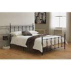 more details on Eversholt Kingsize Bed Frame - Black.
