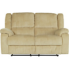 more details on Shelly Regular Fabric Recliner Sofa - Natural.