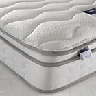 more details on Silentnight Miracoil Garland Cushiontop Double Mattress.