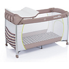 more details on Babymoov Curve Dream Travel Cot - Taupe and Almond.