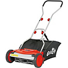more details on Grizzly Tools Manual 38cm Cordless Lawnmower.