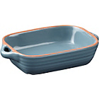 more details on Jamie Oliver Terracotta Small Baking Dish - Blue.