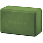 more details on Gaiam Yoga Block - Forest Green.