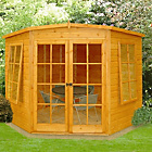 more details on Homewood Hampton Wooden Summerhouse - 7 x 7ft.