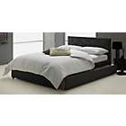 more details on Hygena Imelda Small Double Bed Frame - Black.