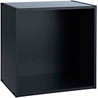 more details on Mountrose Cube Storage Unit - Black Oak.