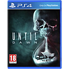 more details on Until Dawn PS4 Game.