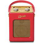more details on Roberts Radio Revival Mini Digital Radio - Red.