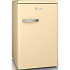 more details on Swan SR1103CN Retro Larder Fridge - Cream.