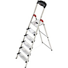 more details on Hailo 6 Tread Stepladder XXL 150kg.