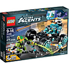 more details on LEGO® Agents Agent Stealth Patrol Toy - 70169