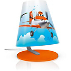 more details on Philips Disney Planes LED Table Light - Orange.