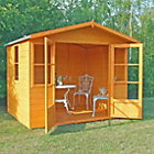 more details on Homewood Milton Wooden Summerhouse - 8 x 6ft.
