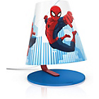 more details on Philips Marvel Spider-Man LED Table Light - Red.