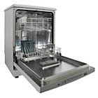more details on Hoover DDY062S Freestanding Full Size Dishwasher - Silver.