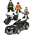 more details on Imaginext Batmobile DC Super Friends Set.