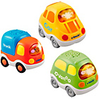 more details on VTech Toot-Toot Driver Set 1 Car, Van and Lorry.