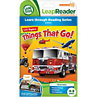 more details on LeapFrog LeapReader Book - How Things Work; Things That Go.