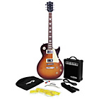 more details on Rockburn Electric Guitar Amp Pack - Sunburst.