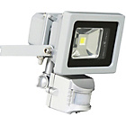 more details on XQLite 10 Watt SMD LED Wall Flood Light with PIR.