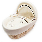 more details on Daisy Boo Lucy Colin and Bumble Moses Basket.
