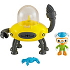 more details on Fisher-Price Octonauts Claw and Drill Gup-D.