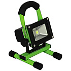 more details on XQLite 5 Watt LED Rechargeable Flood Light - Green.