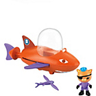 more details on Fisher-Price Octonauts Flying Fish Gup-B.
