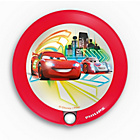 more details on Philips Disney Cars LED Night Light - Red.