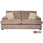 more details on Lettie Fabric Large Sofa - Mink.