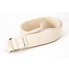more details on Gaiam 6ft Yoga Strap - Natural.