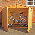 more details on Homewood 6 x 2ft Shiplap Apex Bike Store.