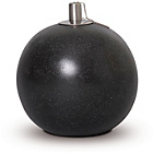 more details on Cadix 15cm Black Oil Lamp Ball.