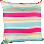 more details on Hothouse Garden Cushion - Stripe.