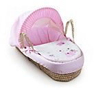 more details on Kinder Valley Maddy Mouse Moses Basket.