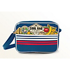 more details on Sports Lunch Bag - Blue, White and Red.