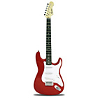 more details on Rockburn Electric Guitar - Red.