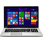 more details on Toshiba 17.3 inch P70 i7 16GB 2TB 4GB GFX Laptop - Silver.