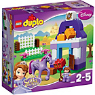 more details on LEGO® DUPLO® Sofia The First Royal Stable - 10594.