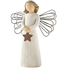 more details on Willow Tree Angel of Light Figurine.